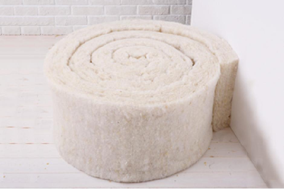 羊毛断熱材